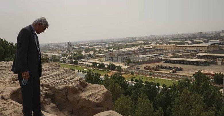 احیای محور گردشگری منطقه هفت اهواز در پیچ و خم بی توجهی