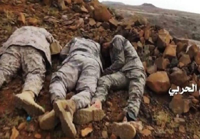 یمن، کشته شدن سه نظامی سعودی در حضرموت