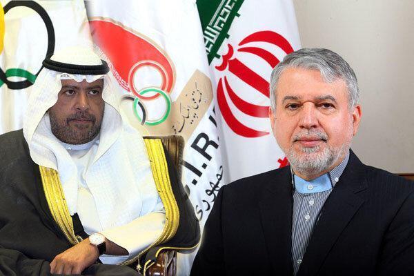 صالحی امیری با رئیس شورای المپیک آسیا دیدار کرد