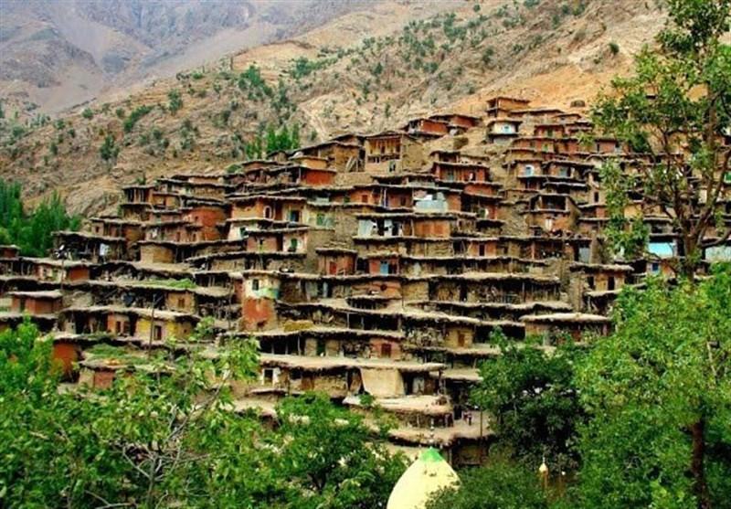 اهالی این روستا بی خیال سبک زندگی زیبایشان نمی شوند!
