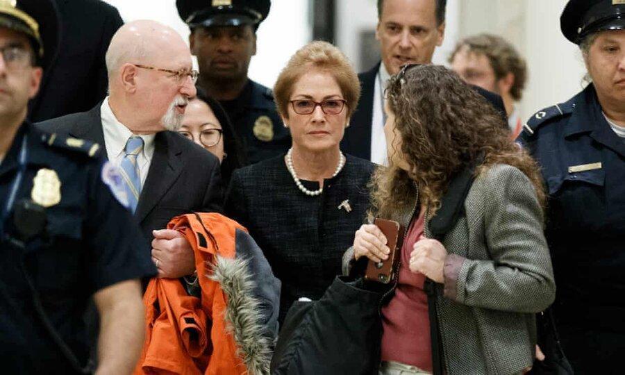 سفیر سابق آمریکا در اواکراین علیه ترامپ شهادت داد