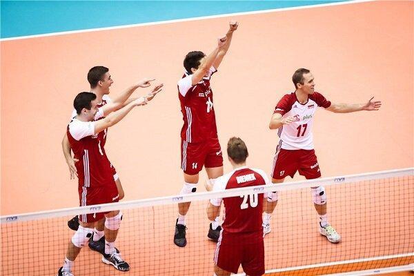 لهستان نایب قهرمان جام چهاردهم شد، آمریکا در صندلی سوم