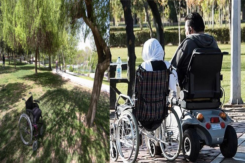 مناسب سازی 22 بوستان همزمان با روز معلولان ، 67 میلیارد تومان بودجه ستاد مناسب سازی معابر پایتخت
