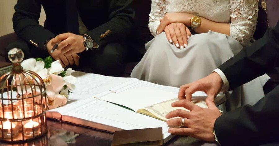 واکنش رئیس سازمان ثبت اسناد به جاری شدن صیغه های عقد آریایی در بعضی دفاتر ازدواج