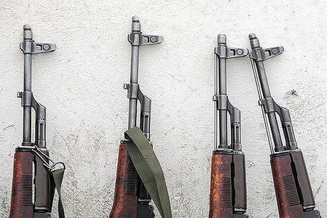 تیراندازی با سلاح جنگی به یک بنگاه املاک در اهواز