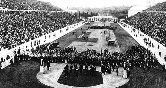 صحنه های به یادماندنی مراسم افتتاحیه المپیک