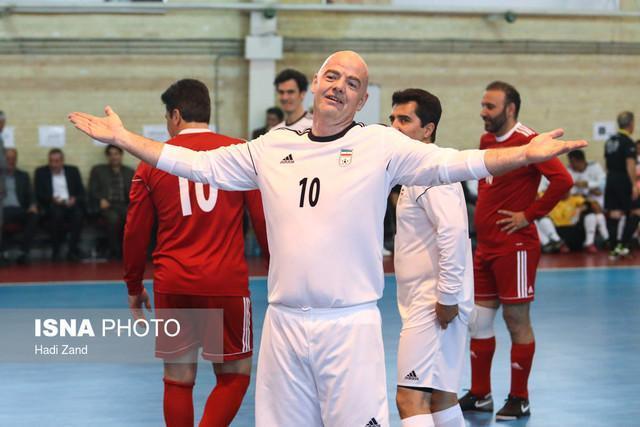 رابطه ای یک طرفه، فیفا با سیاست فوتبال ایران را تحریم کرده است!