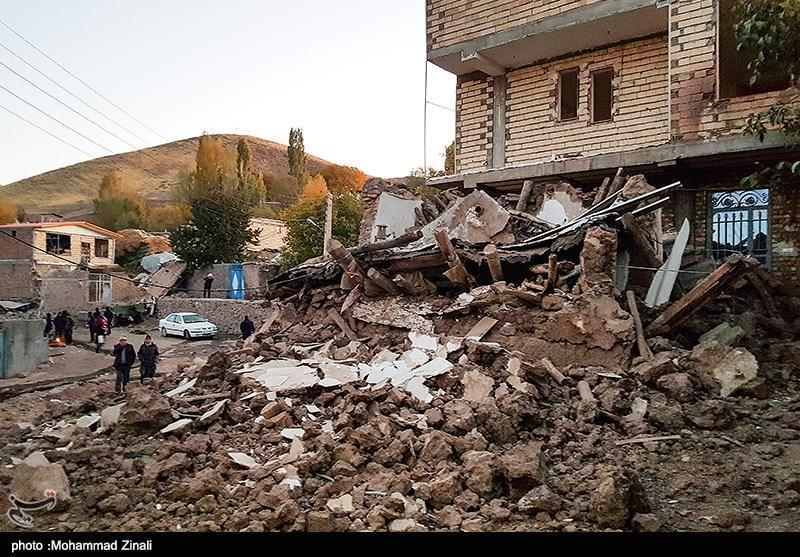 تخصیص 30 میلیارد ریال وام قرض الحسنه و بلاعوض به زلزله زدگان