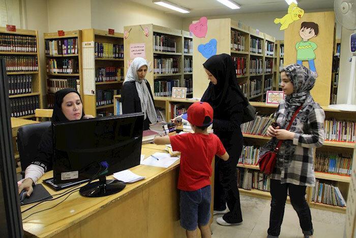 عضویت رایگان در کتابخانه ها با یک کارت