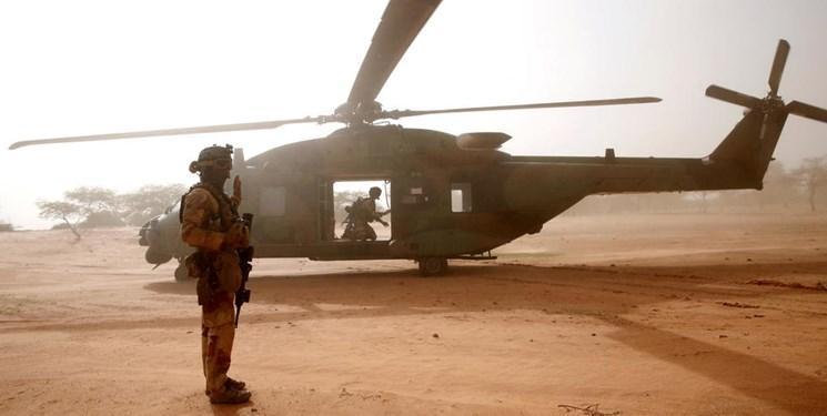 داعش: نیروهای ما عامل برخورد بالگردهای فرانسوی در اقتصادی بودند