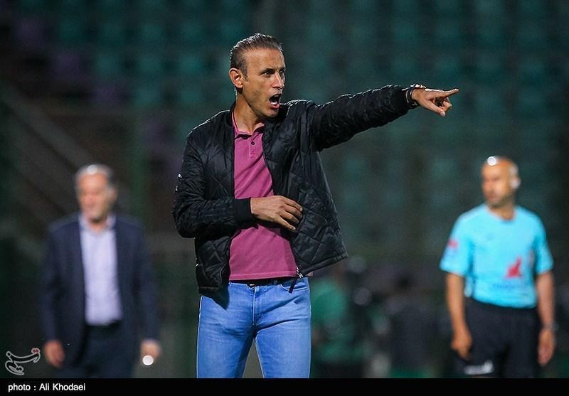 گل محمدی: تونل وحشت ما از بازی فردا مقابل استقلال شروع می شود، هیچ تنشی بین رحمتی و استقلالی ها به وجود نمی آید
