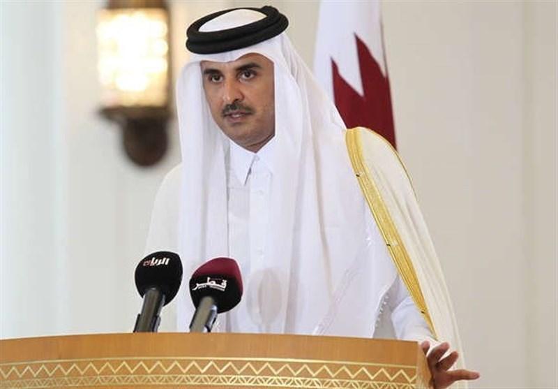 اولین اظهارنظر امیر قطر بعد از انتها مسابقات جام خلیج فارس