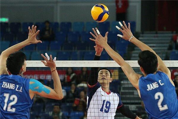 صعود تیم های ایران و چین به نیمه نهایی، جنگ برای سرگروهی