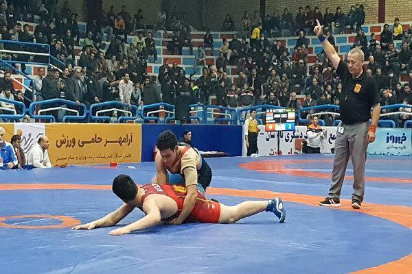 سطح کیفی و فنی مسابقات کشتی خوب بود، ایران درآستانه قهرمانی