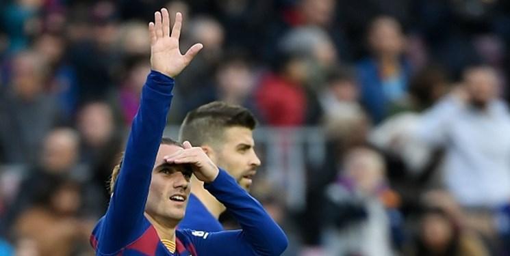 برد ناپلئونی بارسا مقابل تیم گمنام با گل دقیقه 95