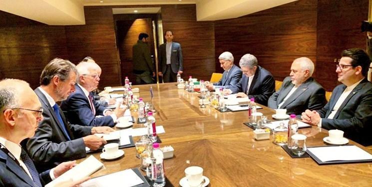 ظریف در ملاقات با بورل بدعهدی ها اروپایی ها را متذکر شد