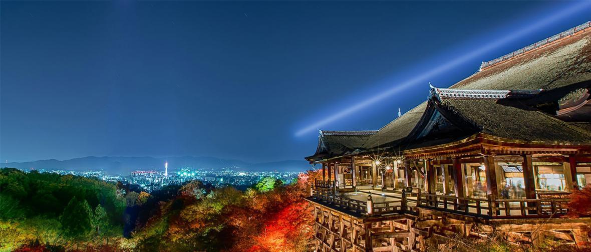 راهنمای سفر به کیوتو ؛ ژاپن