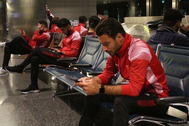 پرسپولیس منتظر ویزای امارات برای سفر روز آدینه