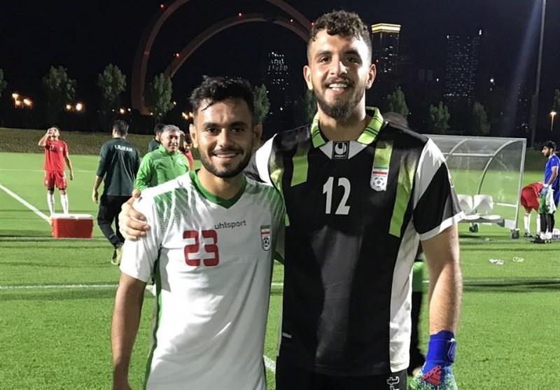 آخرین شرایط دروازه بان تیم فوتبال امید برای بازی مقابل ازبکستان، مصدومیت معراج اسماعیلی جدی نیست