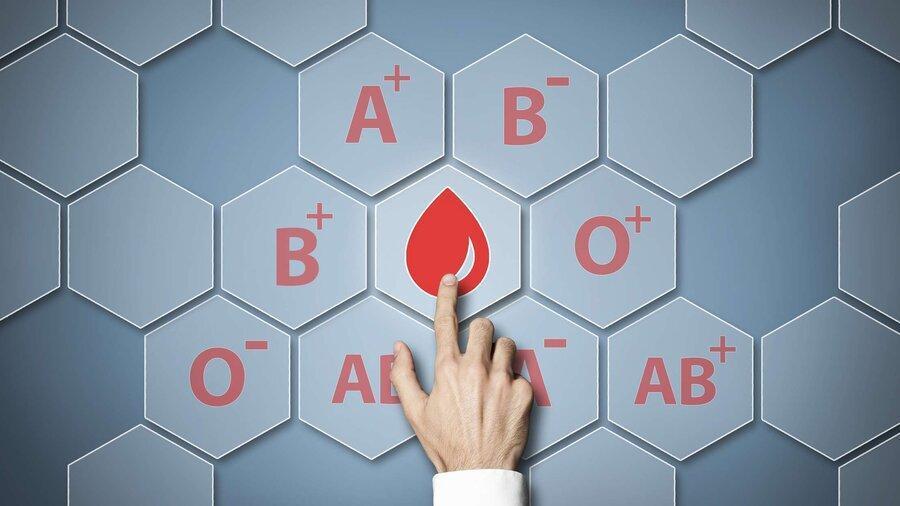 شناسایی خون نادر در 17 استان ، دافی، بمبئی، لوتران و ...