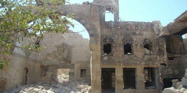 بازسازی بیش از 130 تاسیسات گردشگری در حلب