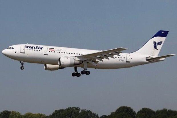 شرکت هما، ایرباس 319 مجددا عملیاتی شد