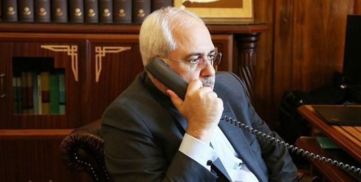 گفتگوی تلفنی ظریف و وزیر خارجه بلغارستان