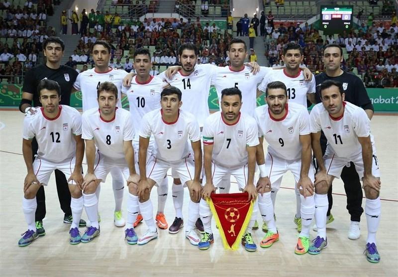 ملاقات محبت آمیز تیم ملی فوتسال ایران با آرژانتین هم لغو شد