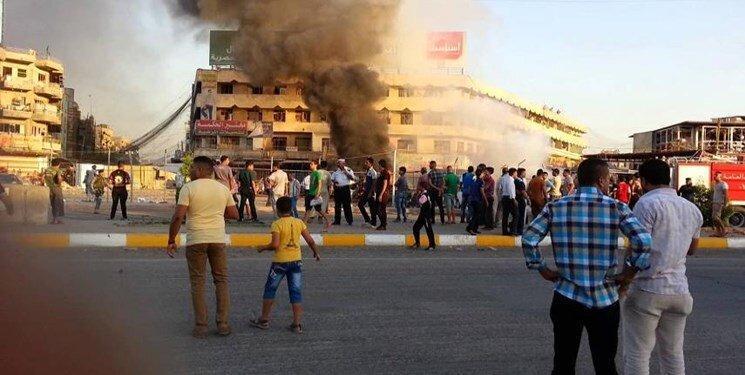 2 انفجار در پایتخت عراق 4 زخمی برجای گذاشت