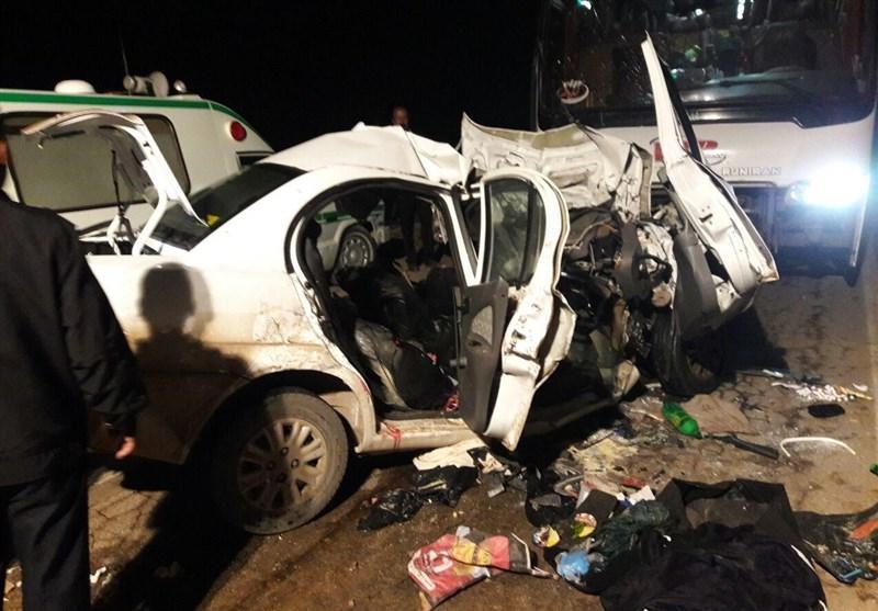 تلفات جاده ای در استان مازندران 44 درصد کاهش یافت