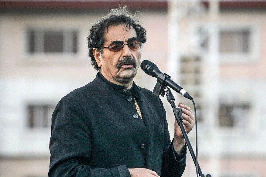عکس ، عیادت شهرام ناظری از استاد شجریان ، آخرین شرایط خسرو آواز ایران