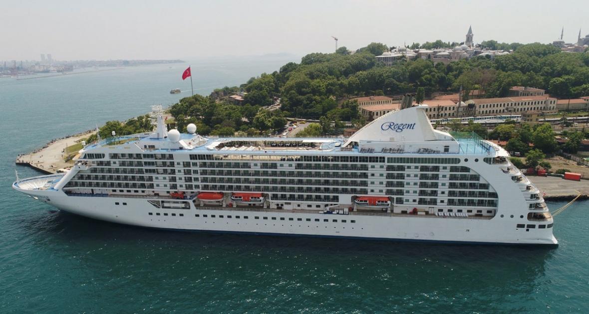 آشنایی با کشتی کروز استانبول