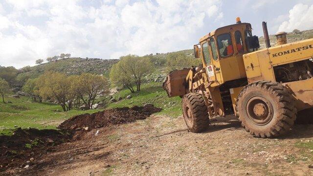 مسیرهای گردشگری شهرستان بدره مسدود شد