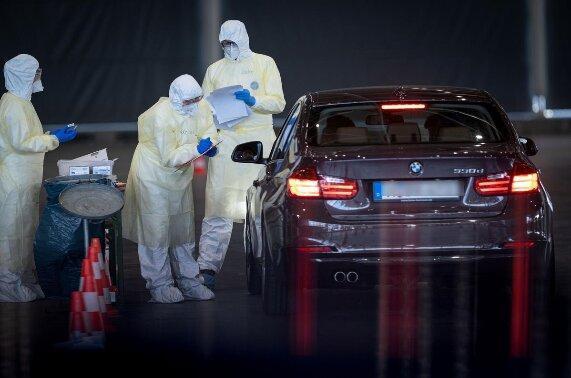 5453 مبتلا و 149 کشته جدید کرونا در آلمان