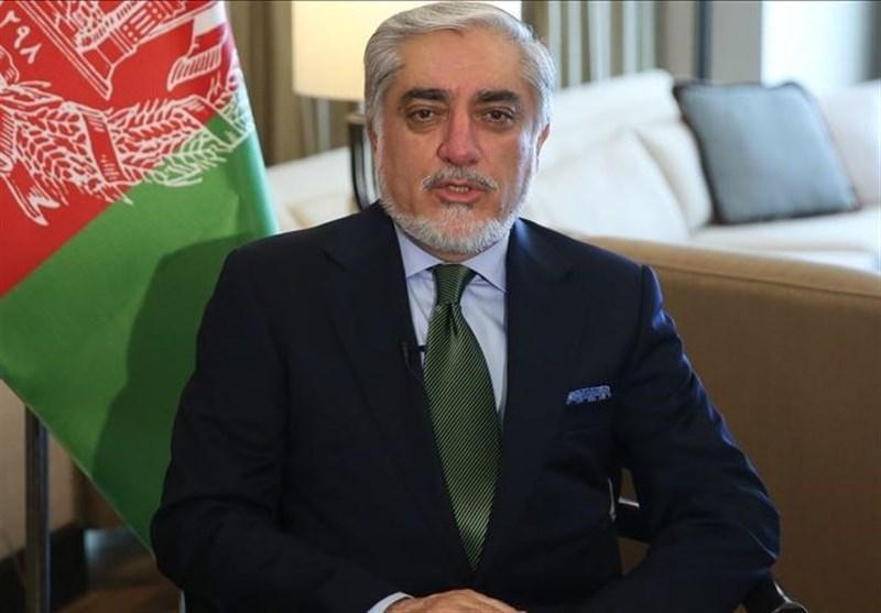 اعلام حمایت عبدالله از هیئت مذاکره کننده دولت افغانستان با طالبان