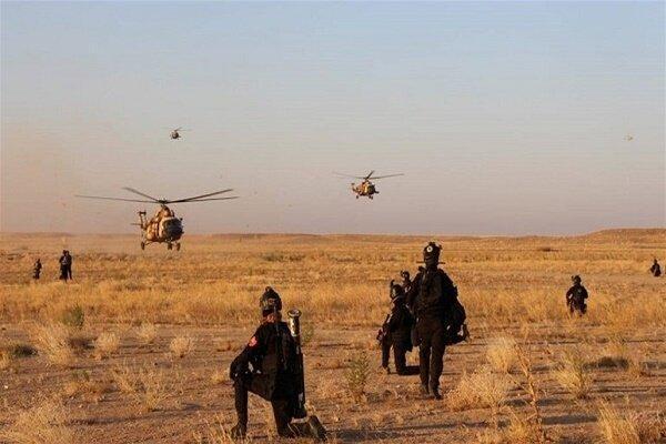 شروع عملیات ضد داعش در شمال پایتخت عراق