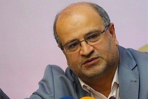 نگرانی زالی از حمل و نقل عمومی ، بازار تهران همچنان تعطیل خواهد بود