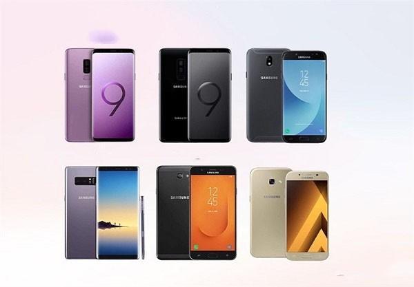 موبایل ارزان قیمت سامسونگ 5G رونمایی شد