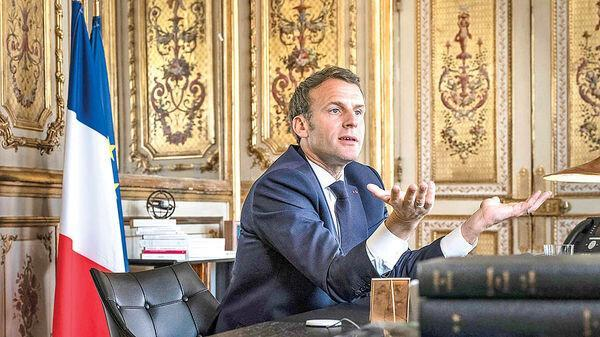 انقلاب کرونا در دنیا ، قرنطینه به سبک فرانسه