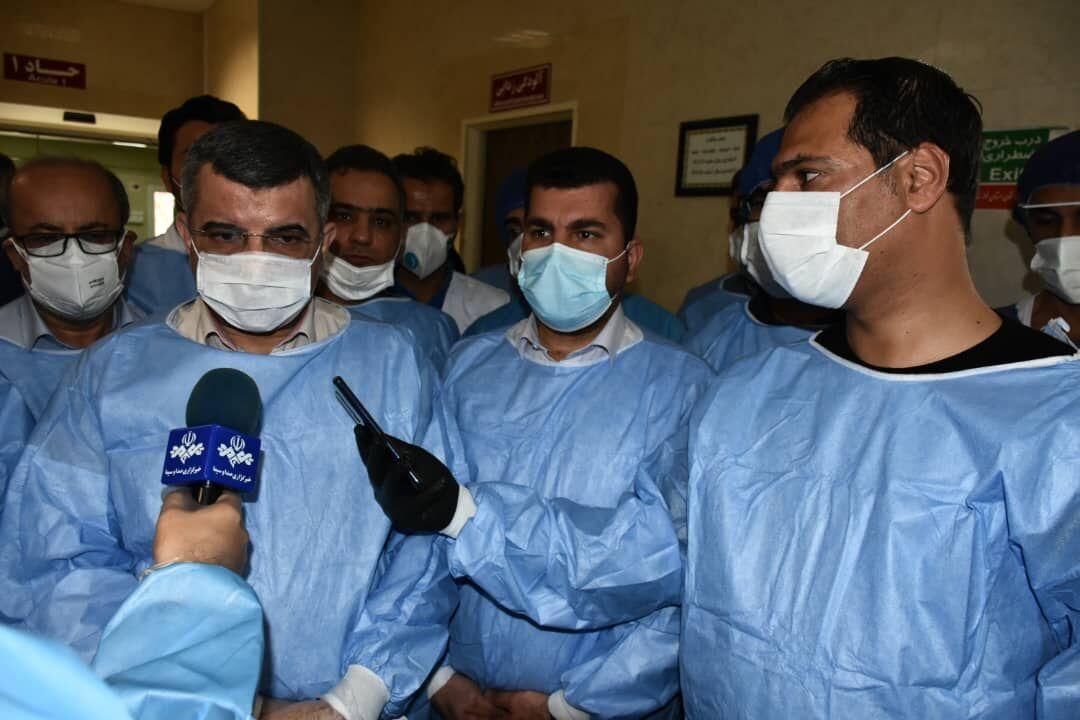 حریرچی: محققان ایرانی در کوشش برای یافتن واکسن و داروی کووید 19 هستند