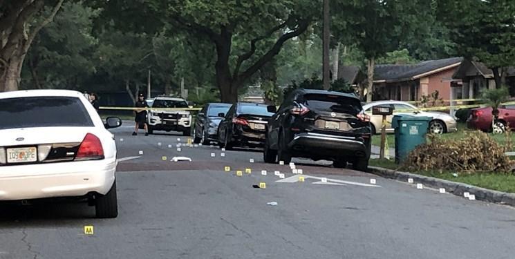 تیراندازی در اورلاندو یک کشته و 4 مجروح برجا گذاشت