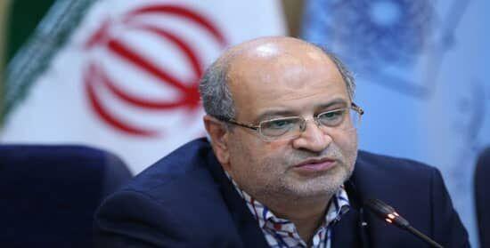 خبرنگاران زالی از کاهش 5 درصدی آمار بستری مبتلایان به کرونا در تهران گفت