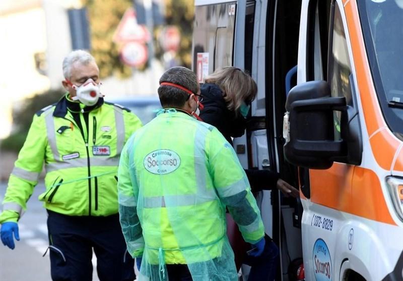 مرگ 165 نفر از مبتلایان به کرونا در ایتالیا طی 24 ساعت گذشته