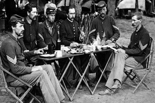 جنگ داخلی آمریکا و تولد خلاقیت در پخت غذا!