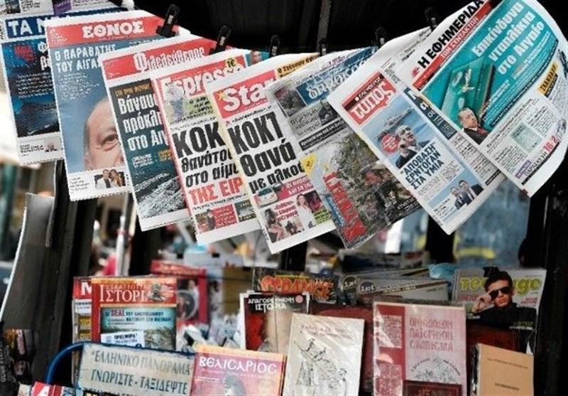 نشریات ترکیه، بازگشایی ایاصوفیه٬ ماتم یونان، اختلاف داخلی در شبکه گولن