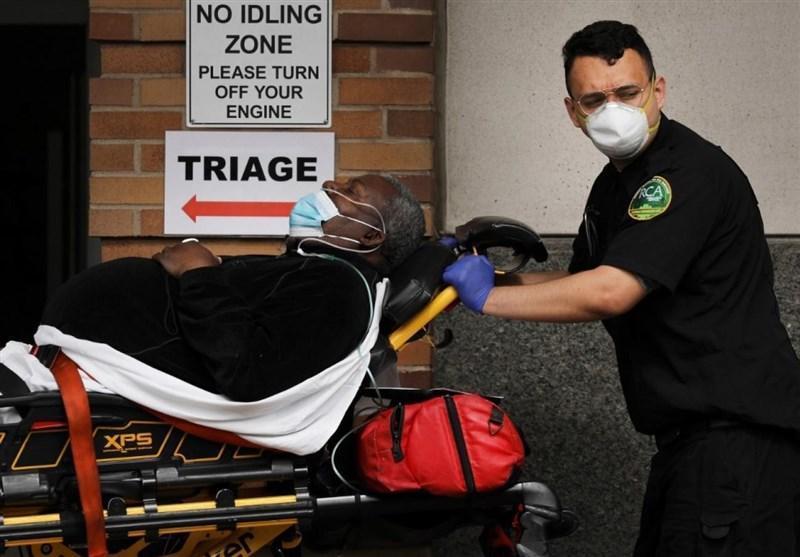 شمار مبتلایان به کرونا در آمریکا از 3 میلیون نفر گذشت