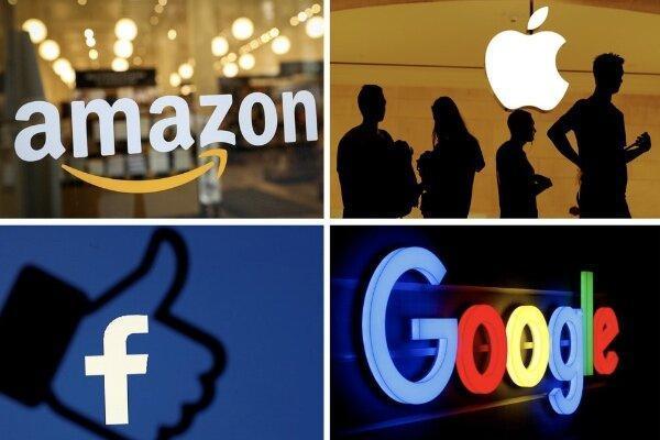 شهادت مدیران گوگل، فیس بوک و آمازون در مقابل نمایندگان کنگره