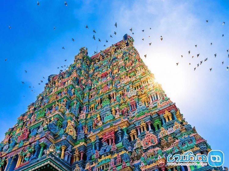 معبد میناکشی؛ جاذبه ای اسرارآمیز در هندوستان