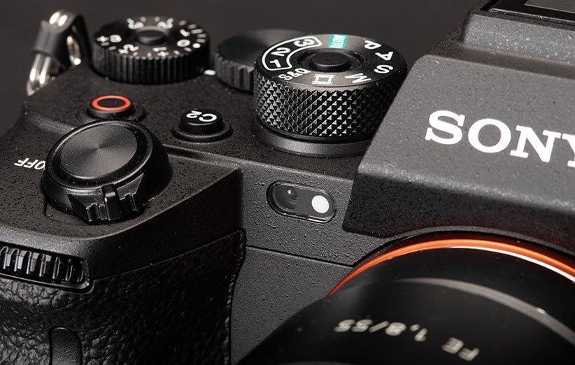 سونی بالاخره از منو با طراحی جدید در دوربین A7S III استفاده کرد