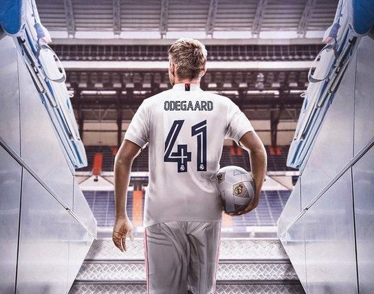 مارتین اودگارد به رئال مادرید بازگشت